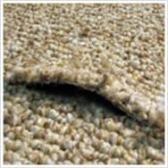 Open and worn carpet seams
